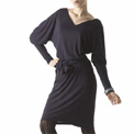 Eco-stylish bamboo dress by La Redoute Creation.