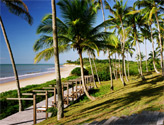Tauana Beach Resort, eco friendly holiday destinat