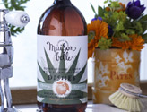 luxury organic, eco-friendly cleaning products